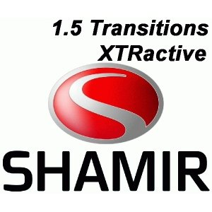 Shamir 1.5 Transitions XTRActive Grey