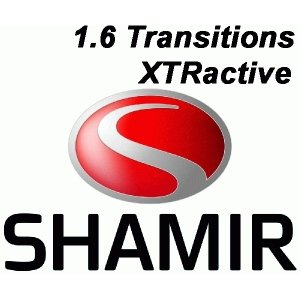 Shamir 1.6 Transitions XTRActive Grey