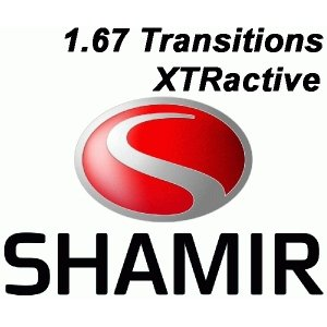 Shamir 1.67 Transitions XTRActive Grey